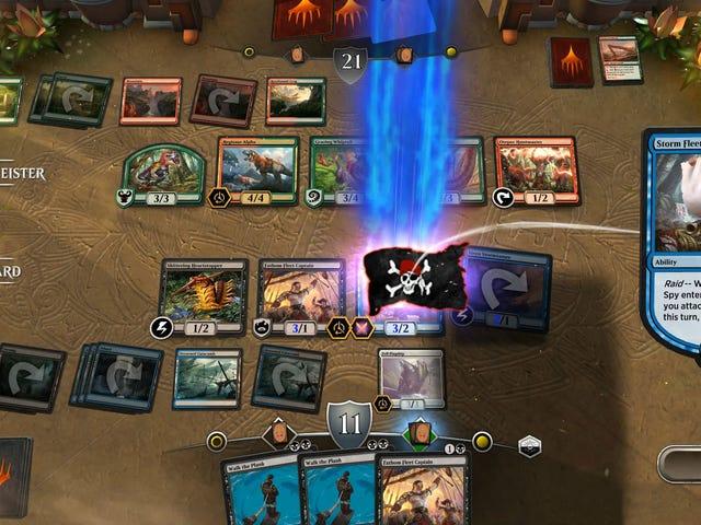 Arena é mágica: a resposta do encontro para Hearthstone
