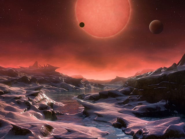 Canavar gezegenler: NASA, son yıllarda bulduğumuz en korkunç ekzoplaneleri topladı