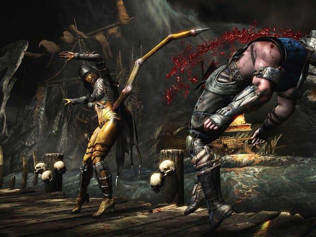 Mortal Kombat X's PC Version Is Finally Good