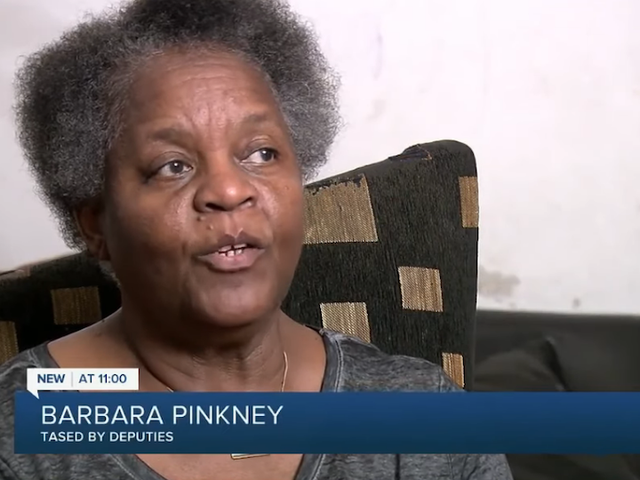 70-Year-Old Woman Tased Three Times, Arrested by Florida Deputy Attempting to Enter Her Home: 'I Was Scared'