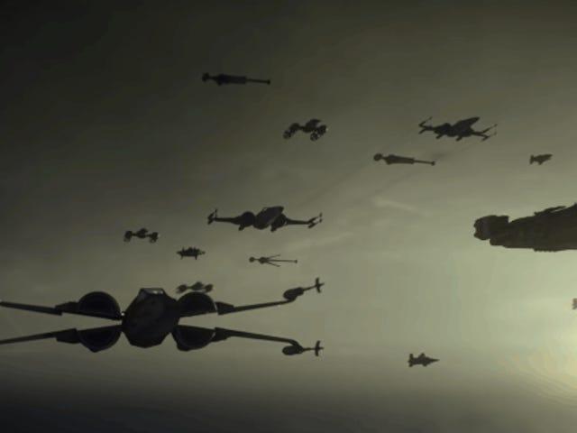 Star Wars Wings, Peringkat