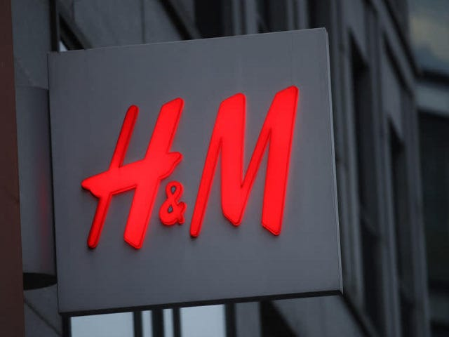 H&M Is Being Sued for Keeping Track of Employees Using Their Fingerprints