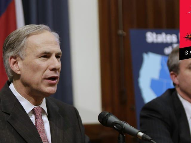 क्या कोई इन टेक्सास पुरुषों को बता सकता है कि गर्भपात आवश्यक स्वास्थ्य देखभाल है
