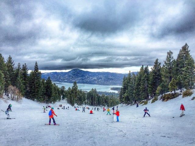 '18/'19 Ski Blog (Post #4) - Snow Summit, CA