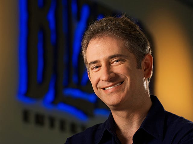 Blizzard President Mike Morhaime Steps Down