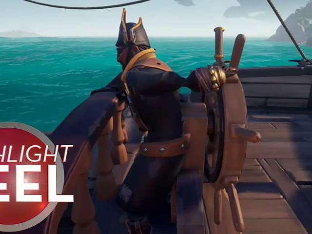 Sea Of Thieves Pirate Has Moves