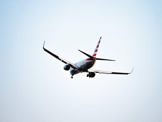 Chase's First Ultimate Rewards Transfer Bonus kan score dig billige American Airlines Redemptions