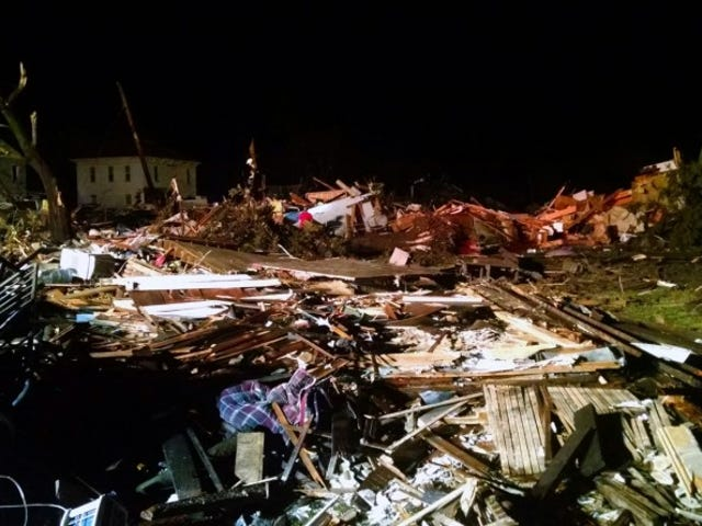 2015 the Year of the Tornado for Northern Illinois
