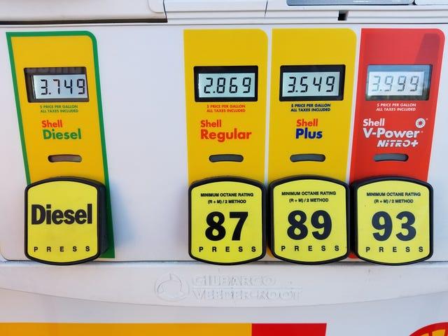 Brændstof: Mind the Gap