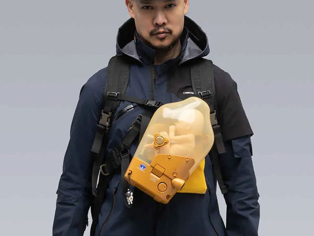 $1900 Death Stranding Jacket Released, Sells Out Instantly