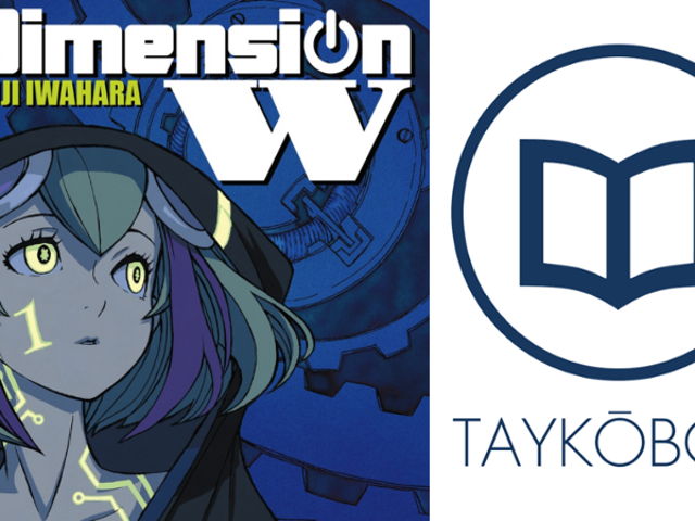 Dimension W Vol. 1 - Manga Review