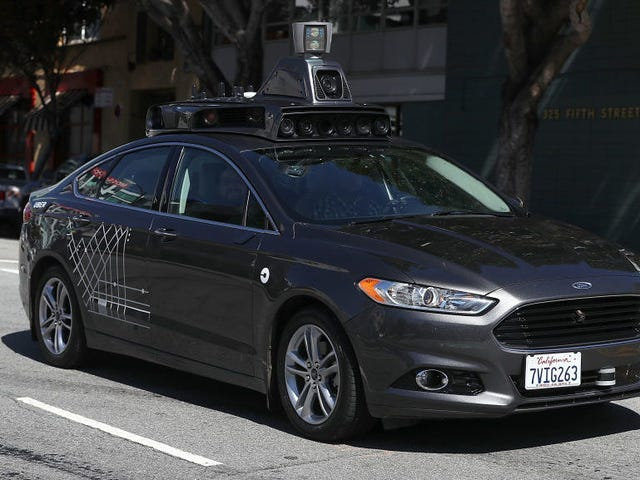 Waymo Is Trying to Force Uber to Hand Over Its Self-Driving Car Source Code