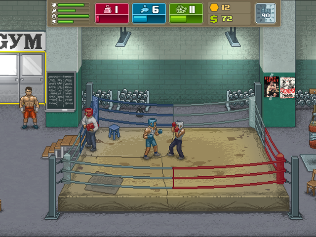 The Futility of Being and Great Pop Culture References: A Review of Punch Club