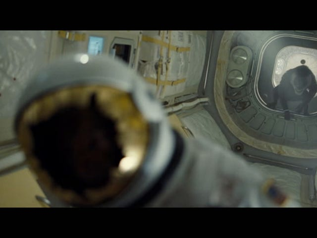 Watch the Making of Ad Astra's Most Shocking Scene