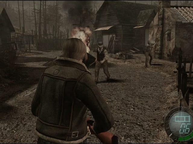 <i>Resident Evil 4</i> Berubah Permainan Selama-lamanya