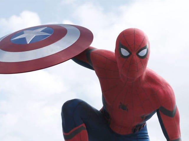 जब MC में स्पाइडर मैन के अंत के बारे में टॉम हॉलैंड ने डिज्नी के सीईओ से बात की
