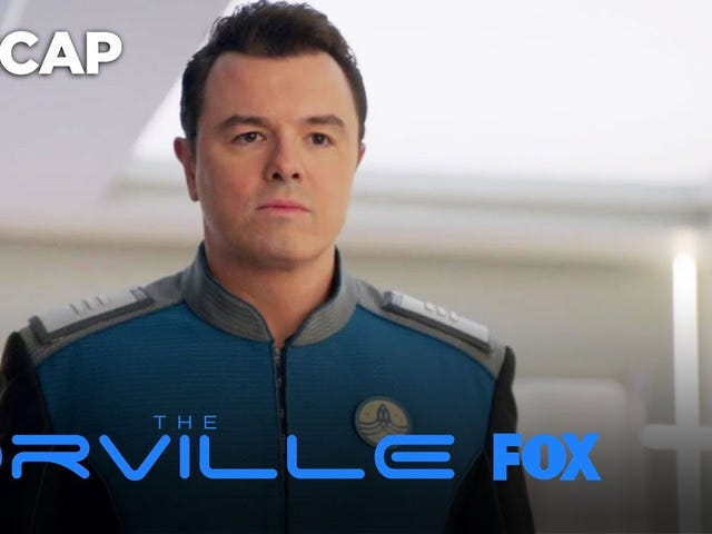 Get Your Orville Fix With This Recap Video