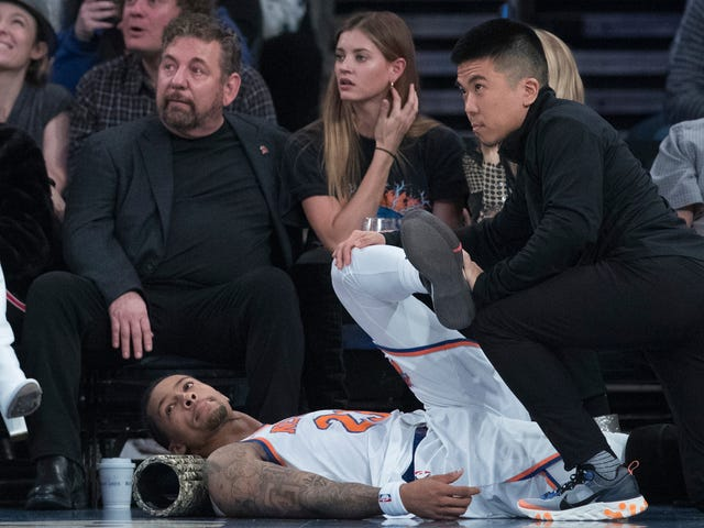 Don't Get Too Hopeful About James Dolan Selling The Knicks