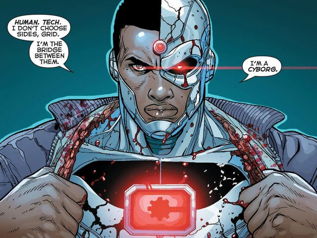 DC Doesn't Know What to Do With Cyborg
