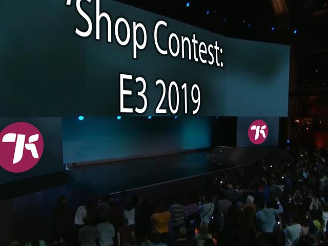 'Concurso de Loja: E3 2019