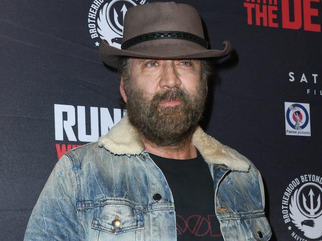 Nicolas Cage hará lo suyo en Five Nights At Freddy's con Wally's Wonderland