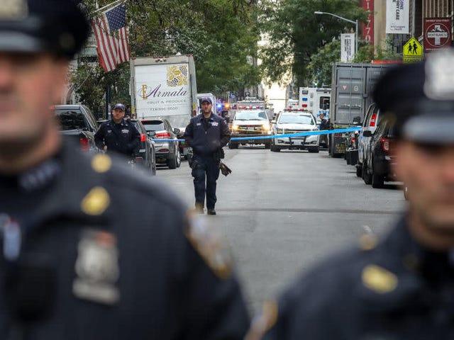 Các thám tử NYPD được mô tả sơ lược về 360 người đàn ông da đen và Latinh trong khi tìm kiếm Howard Beach Killer