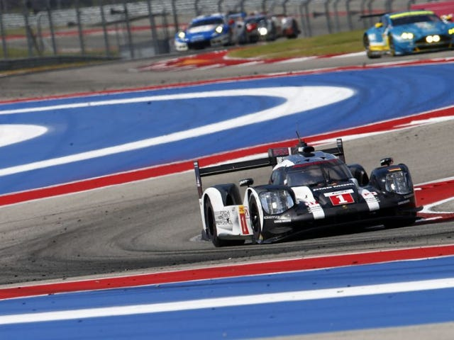 Who's going to the 6 Hours of COTA?