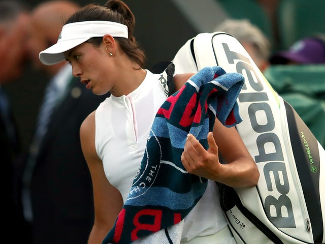 The Women's Side At Wimbledon Is Chaos