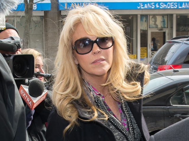 It's Officially, Officially Over for Dina Lohan and Her Internet Boyfriend