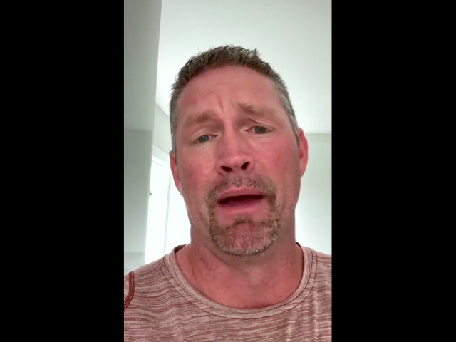 Goateed Doofus Aubrey Huff Whines About Athletes Sharing Political Opinions, Shares Political Opinions