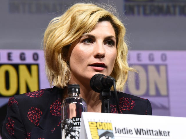 Don't Think a Woman Should Be Doctor Who? Jodie Whittaker 'Can't Even Begin to Debate That'
