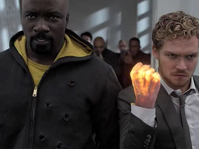 Iron Fist Will Be Stopping by Luke CageSeason Two