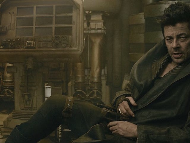 Benicio Del Toro Is Just the Latest in a Long Line of Star Wars Hacker Characters