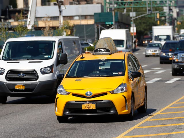 Taxi Drivers In New York City Are Taking Their Own Lives Due To Debt