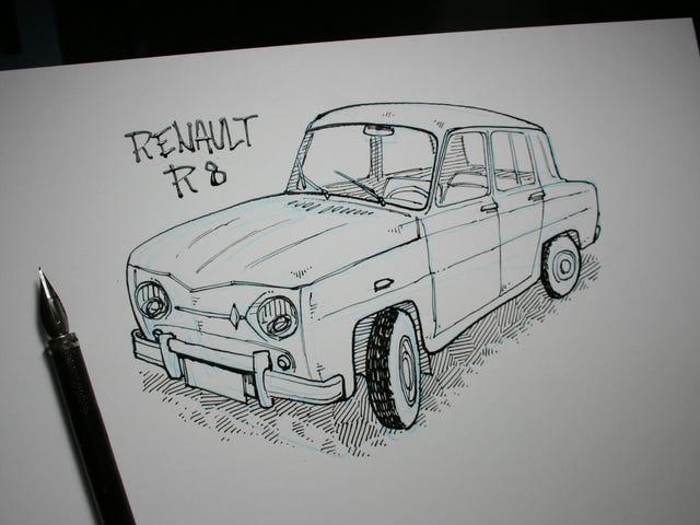 Télécharger Renault R8