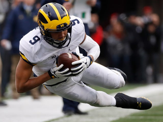 Report: Michigan WR Grant Perry Cuts Plea Deal, Gets Sexual Assault Charges Dropped