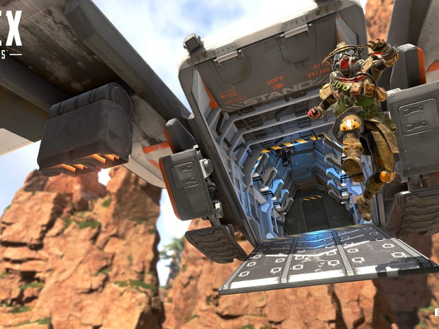 <i>Titanfall</i> Battle Royale -peli <i>Apex Legends</i> on nyt