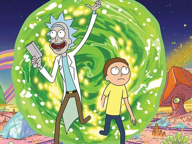 La cuarta temporada de Rick and Morty podría no estrenarse nunca, según uno de sus creadores