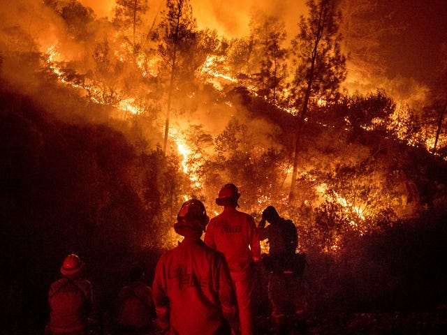 FCC Criticized for Surrendering Power to Punish Verizon After Firefighters Got Throttled During Wildfire