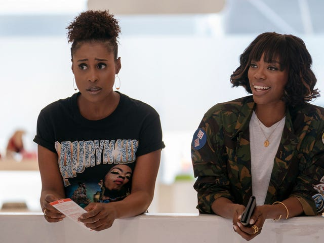 Molly and Issa get everything they want in a hilarious Insecure