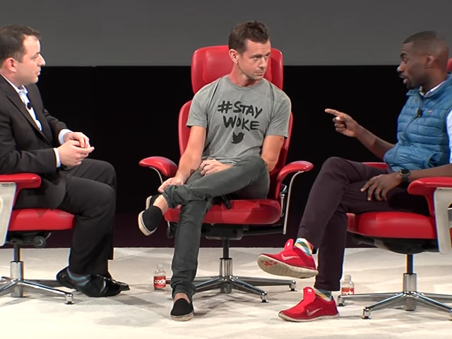 Sweet Jesus, Twitter CEO Jack Dorsey's #StayWoke Shirt Is Incredibly Embarrassing