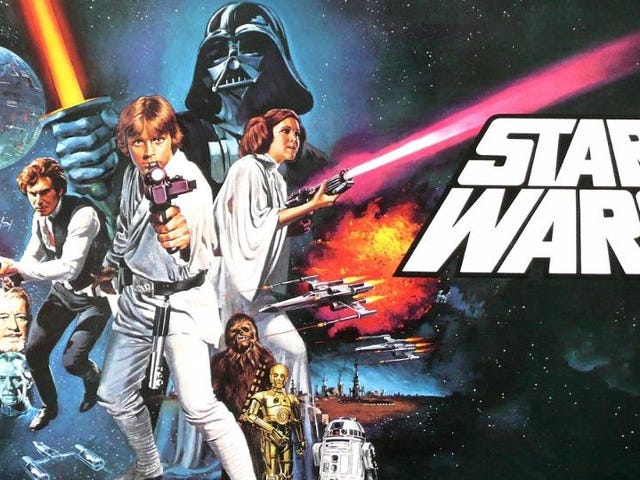 How Star Wars Shaped My Childhood