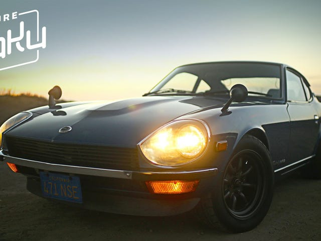 Petrolicious 240z video out