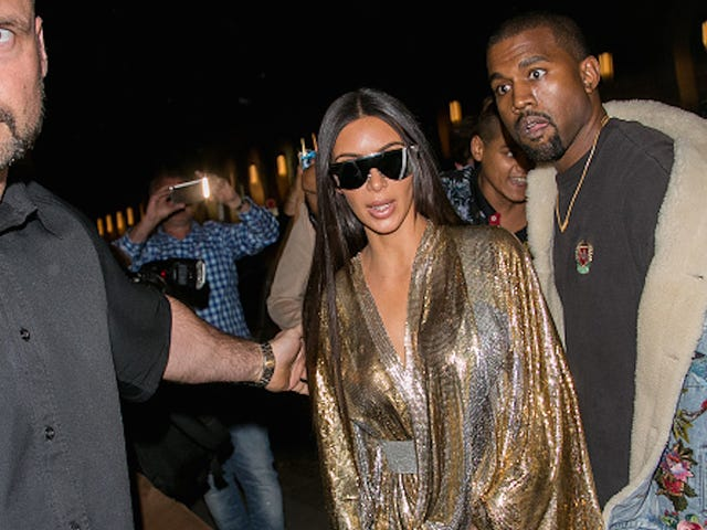 Video Of Kim Kardashian's Robbers Reveals Zilch, Family Intensifies Security