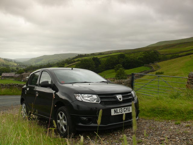 Dacia Sandero - The Review!