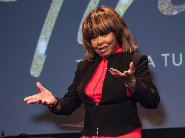 Tina Turner: My Husband Saved My Life