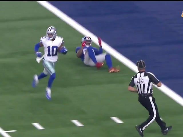 Tavon Austin Embarrasses Giants Secondary For First Touchdown In Two Years