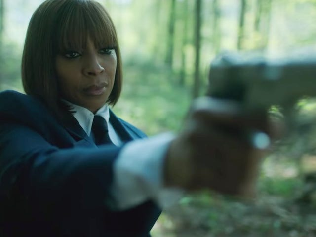 I Gerard Way's Apocalyptic Netflix Show Umbrella Academy er Mary J. Blige en Time-Traveling Assassin