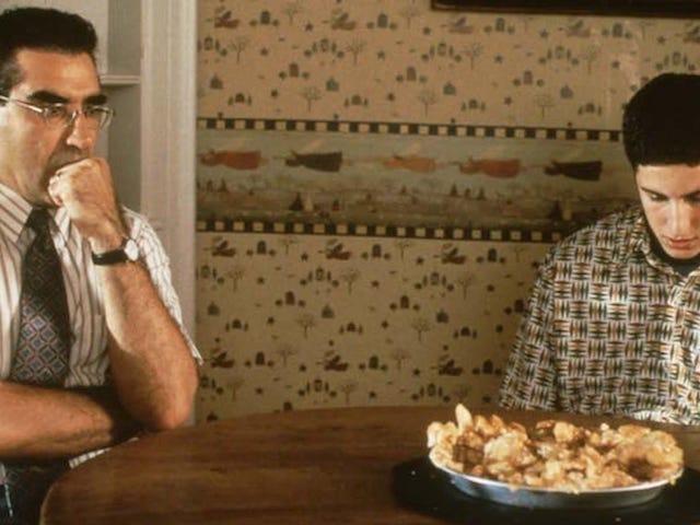 Чи можете ви повірити, що це було 20 років з часу Джейсон Біггс трахкав, що пиріг?