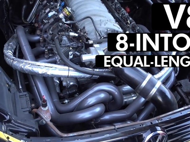 The Story Behind The Gnarliest Exhaust In Recent Memory